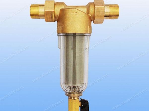 前置净水器如何安装—前置净水器怎么安装可保证净化效果