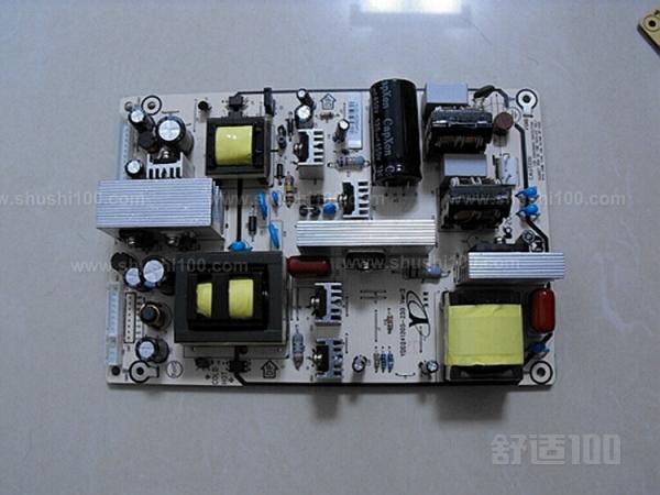 滤波输出300v直流电压到副电源电路