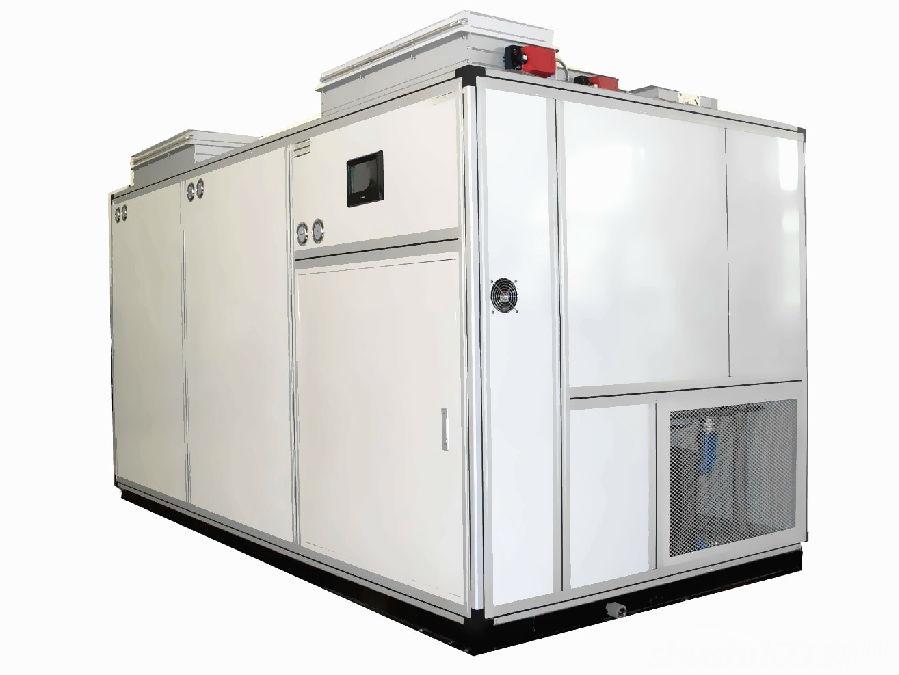 泳池热泵机组—实现池水加热功能