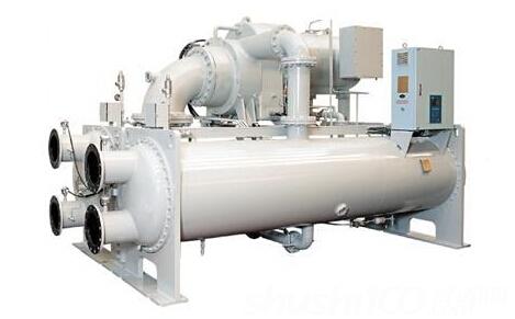 离心式制冷机原理—离心式制冷机的工作原理和特点