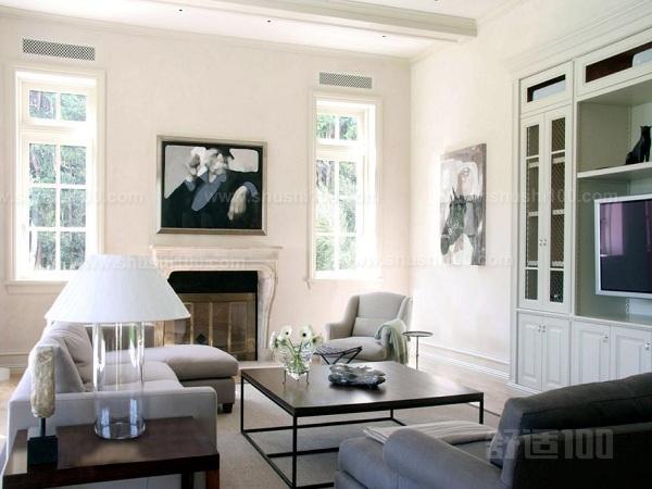 黑白装饰画房子—哪种黑白装饰画装饰房子好