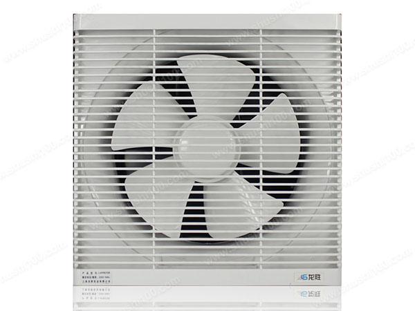 卫生间窗式排气扇—怎么安装排气扇
