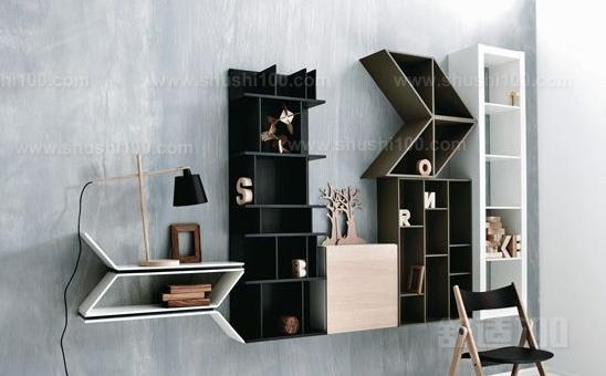 异形书柜—6款创意书柜