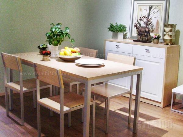 家庭用餐桌餐椅—家庭用餐桌餐椅的选购技巧介绍