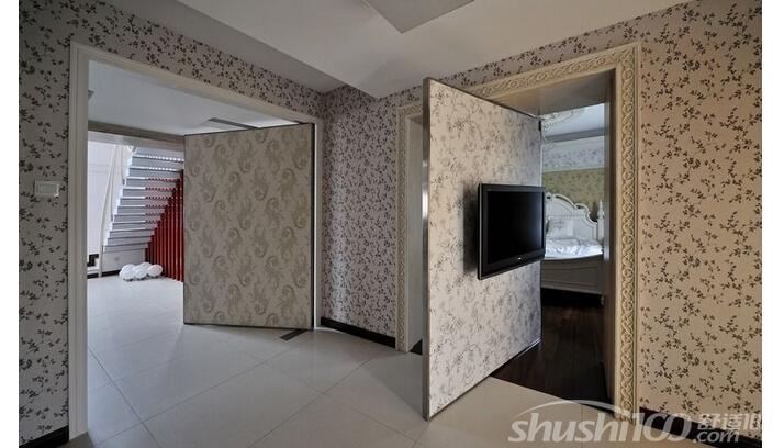 旋转电视墙—设计和制作旋转电视墙的方法