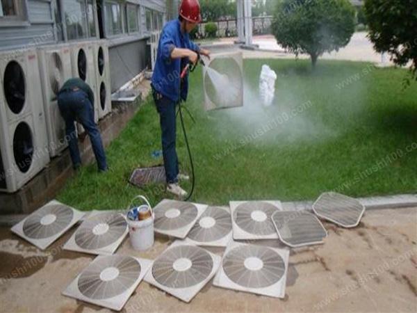 清洗中央空调价格—中央空调清洗一次要多少钱?