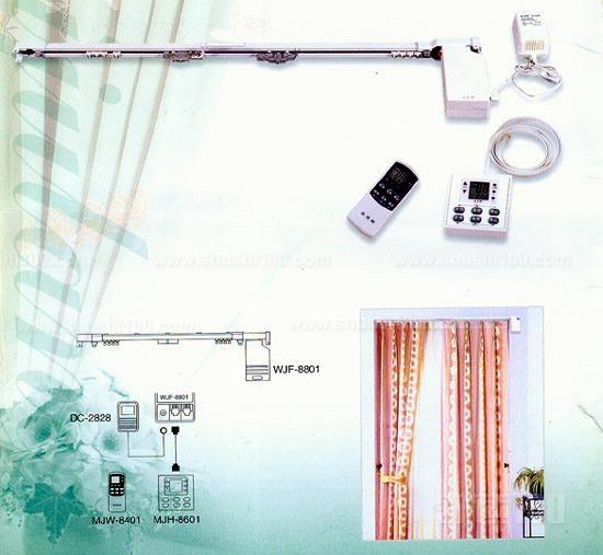 电动窗帘排名—电动窗帘品牌推荐