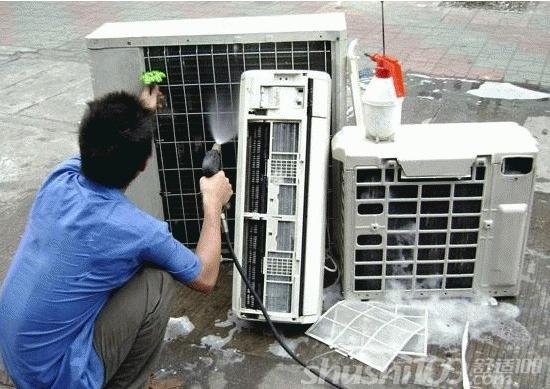 三洋空调清洗—三洋空调的清洗方法