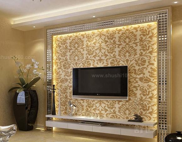 欧式壁纸电视墙 欧式电视墙壁纸的推荐品牌