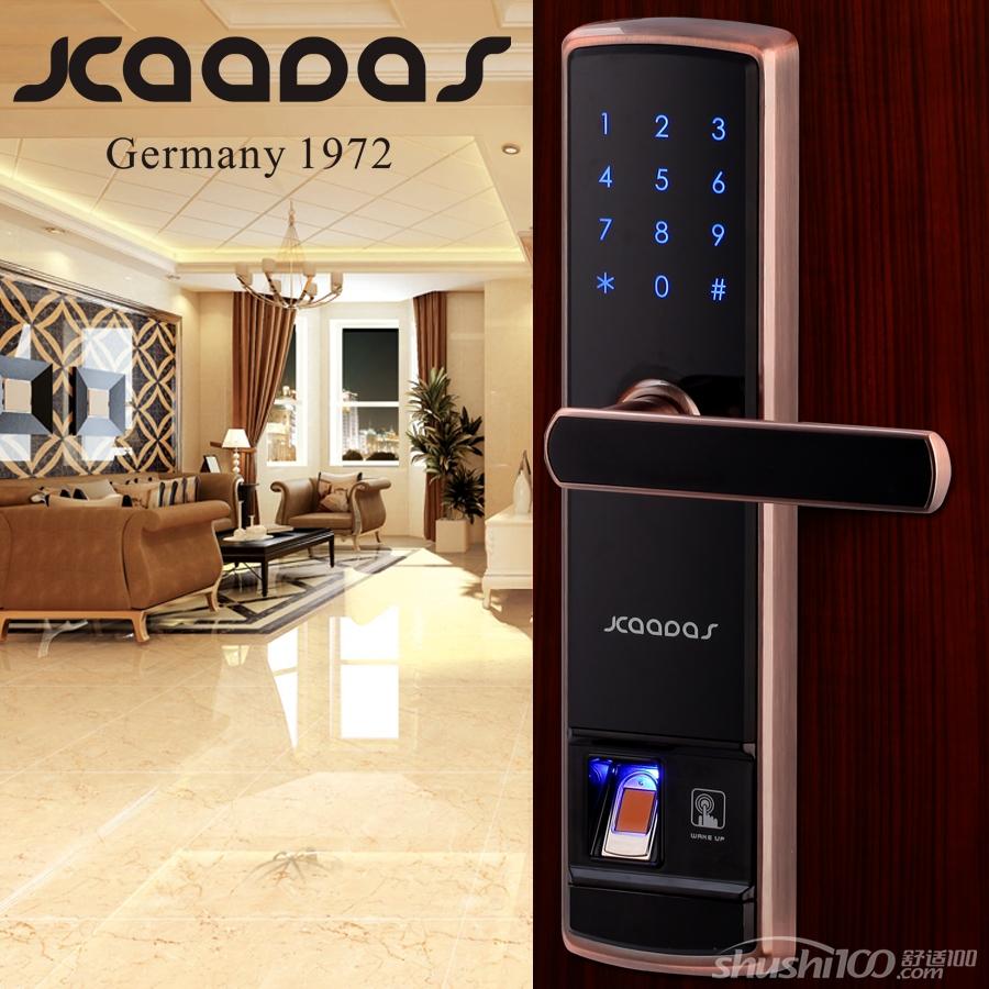 凯迪仕智能门锁—现代智能好门锁