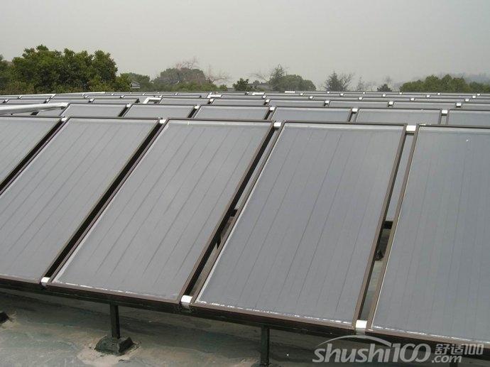 平板太阳能热水器排名—捷森平板太阳能热水器介绍