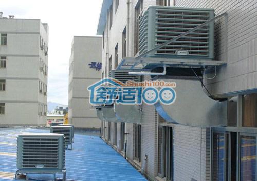 水空调安装工程图片-水空调知识系统介绍