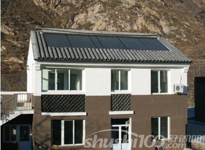 家庭太阳能取暖设备—太阳能取暖设备的优点
