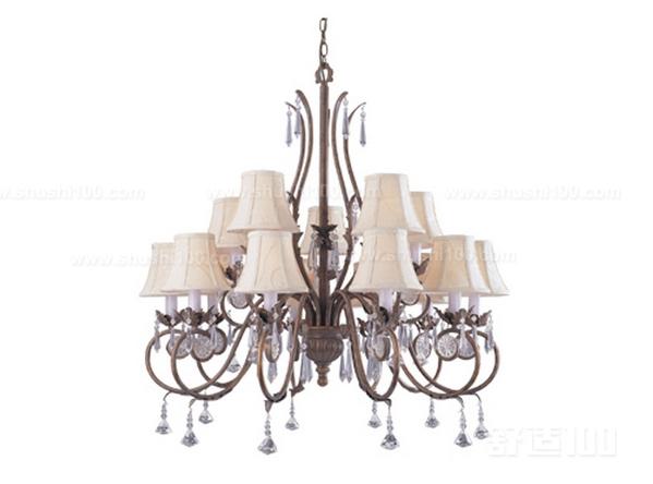 欧式灯具排行榜—欧式灯具特点 欧式灯具由铁,冷轧钢,新合金,铜,树脂