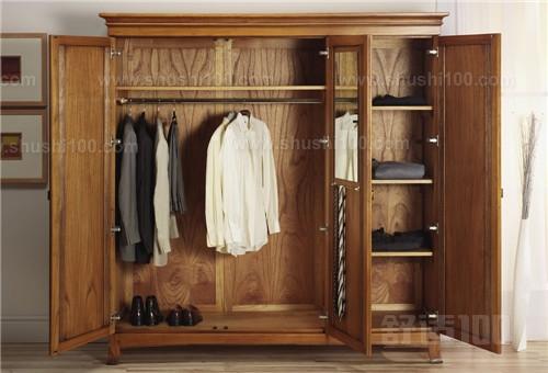 掩门衣柜内部结构 掩门衣柜保养方法介绍
