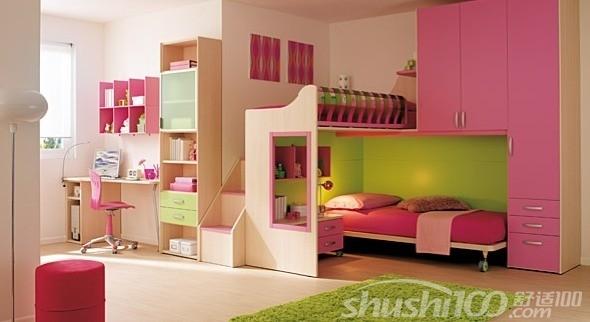 儿童房装修—清新地中海风格的双人男孩宝宝房间   清新地