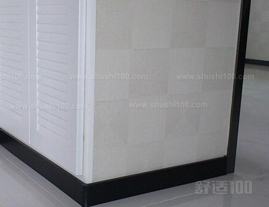 墙面瓷砖踢脚线—瓷砖踢脚线怎么安装