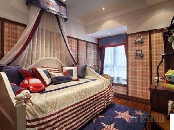 英伦风儿童房装修—英伦风儿童房装修设计方法和注意事项