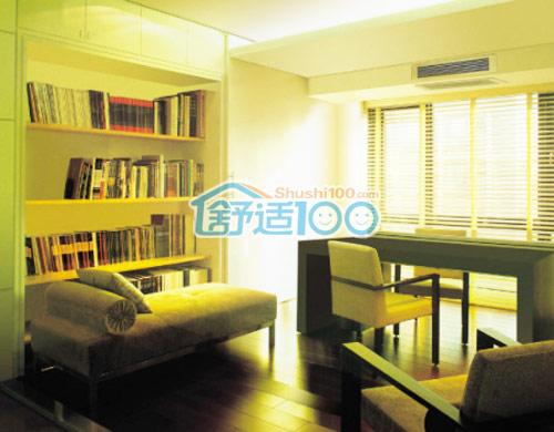 室内中央空调安装效果图 体验一场时尚 雅致之旅