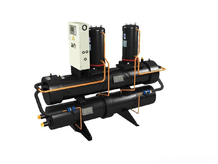 地源热泵供暖制冷—地源热泵供暖制冷的原理