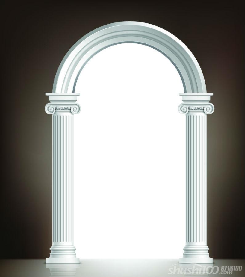 罗马柱的分类—罗马柱的几种分类