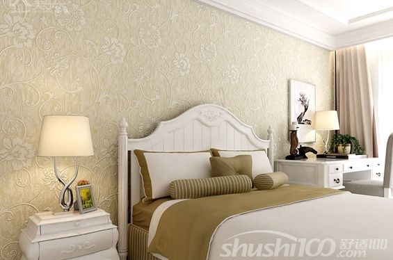 卧室的墙纸 卧室贴什么墙纸好图片