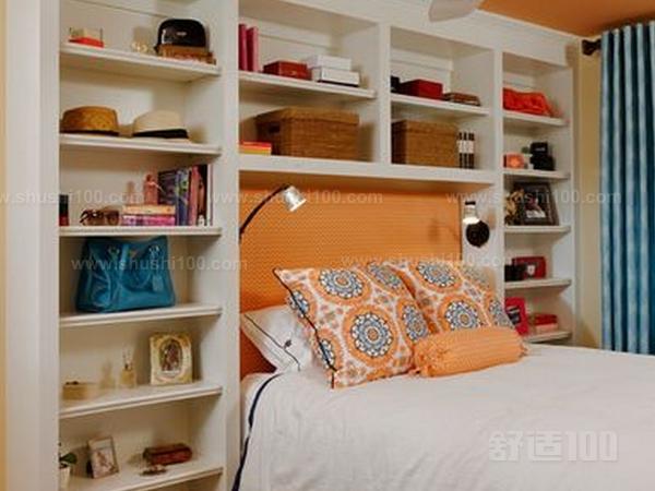 床头柜书架 床头柜书架的设计技巧介绍