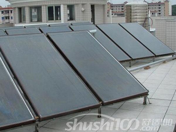 太阳能热水器热水工程—捷森平板太阳能与真空管太阳能的区别