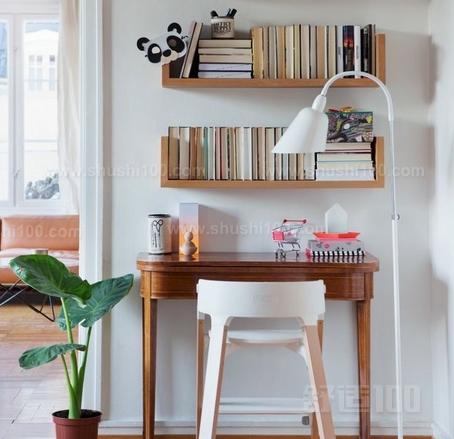 钉在墙上的书架 钉在墙上的书架怎么做