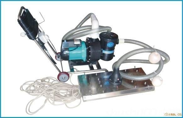 泳池清洁机器人是能够在水下自主完成池底清洁工作的自动设备.