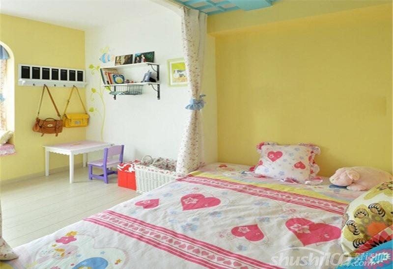 兒童女孩房間裝修—小女孩的房間應該怎么裝修