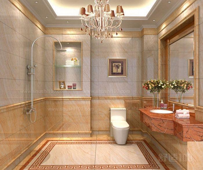 瓷砖洗手间—洗手间贴瓷砖注意事项