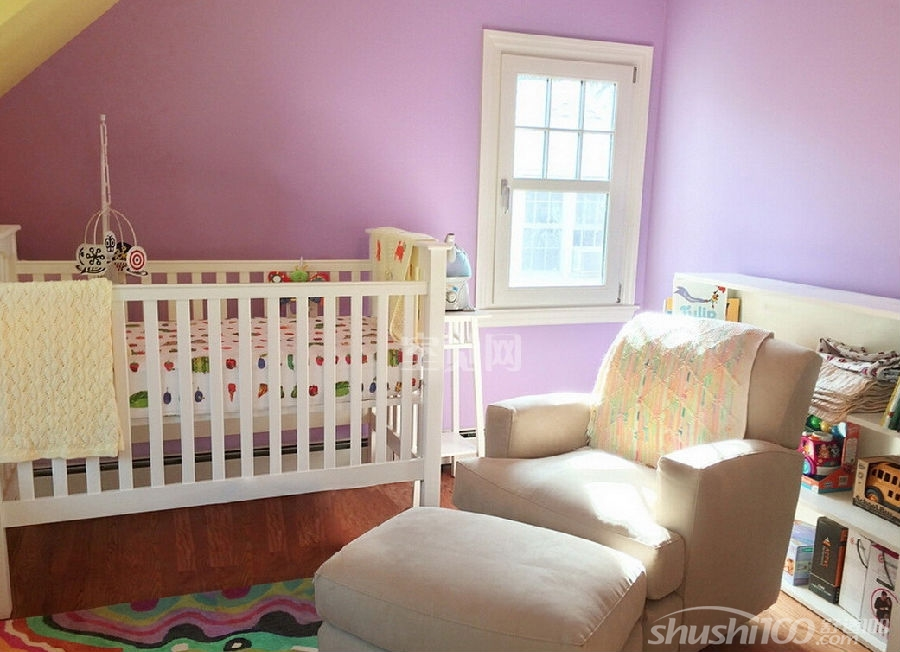 婴儿房间—婴儿房间应该怎么布置?