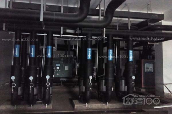 淮安金吉华冠苑地源热泵工程案例—打造四季如春舒适生活