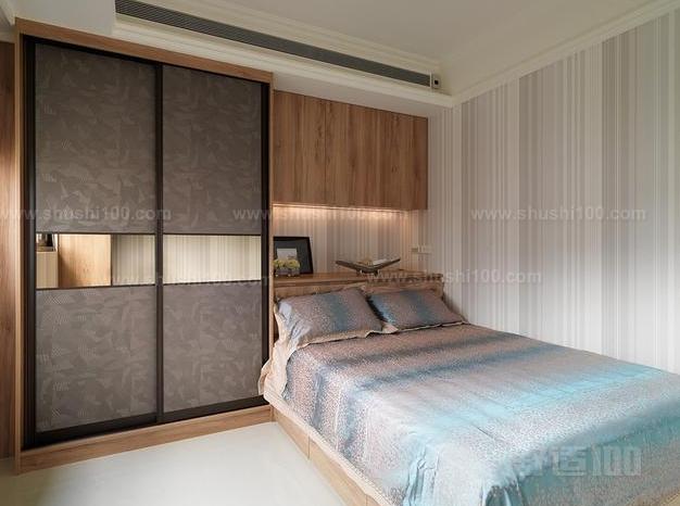 床头靠柜子—卧室床头该如何摆放
