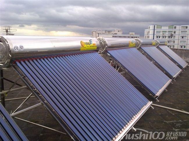 太阳能怎么清洗—清洗太阳能热水器的方法