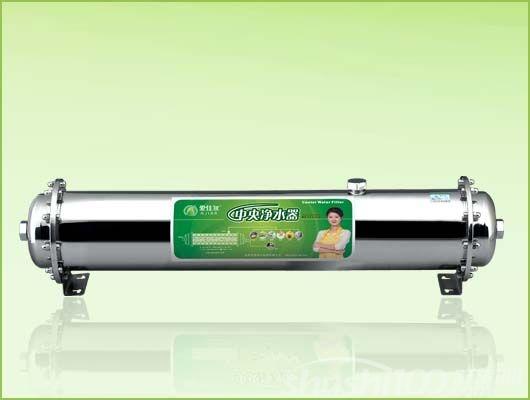 中央净水机的特点—中央净水机的功能特点简介