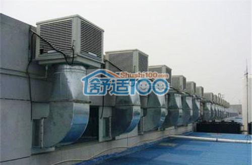水空调安装效果图片-水空调好不好
