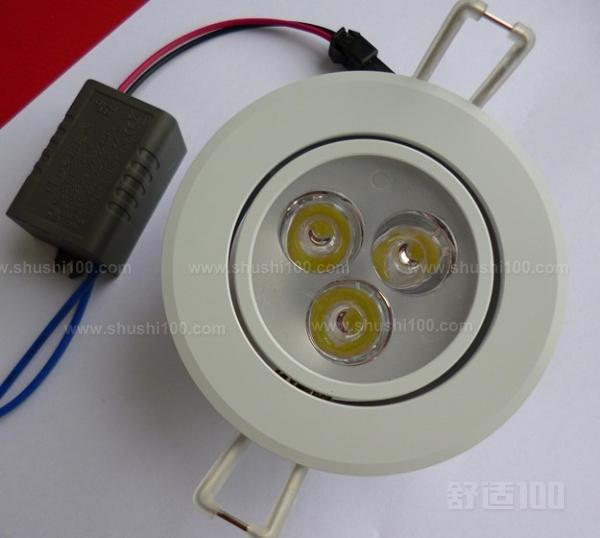 亿光led筒灯——超高性价比普遍适用