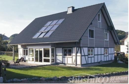 别墅屋顶太阳能热水器 别墅屋顶太阳能热水器的五大性能优势