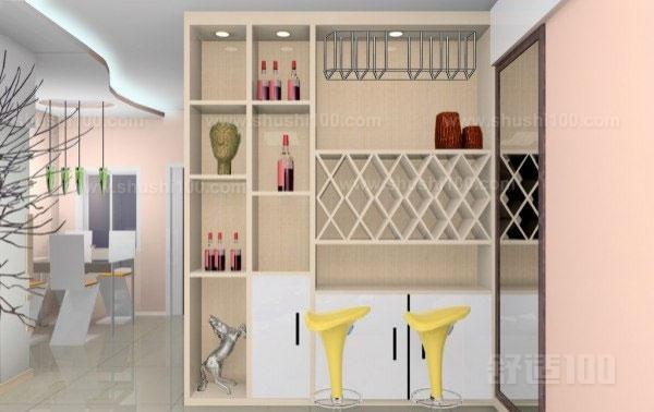 客厅装饰酒柜 客厅装饰酒柜的选购技巧图片