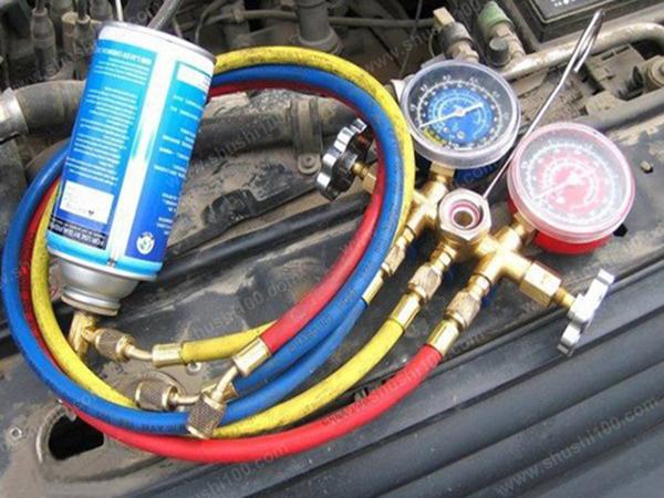 空调怎么加氟—空调加氟的方法和步骤