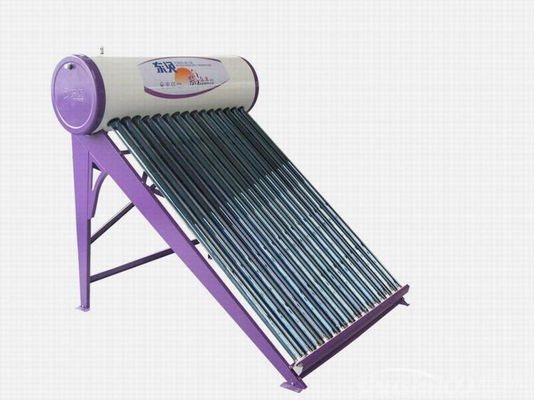 家用太阳热水器—太阳能热水器的工作原理