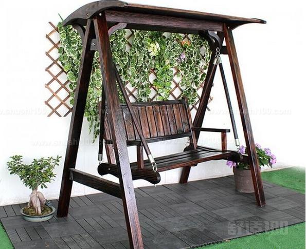 雪糕棍手工制作摇椅