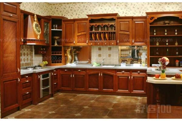 实木橱柜优点—实木橱柜有什么优点和缺点
