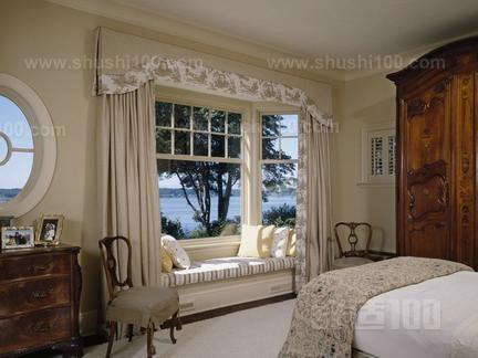 乡村美式窗帘—乡村美式窗帘的设计搭配技巧图片