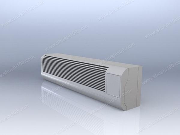 美的分体式空调—美的分体式空调室内机室外机如何安装