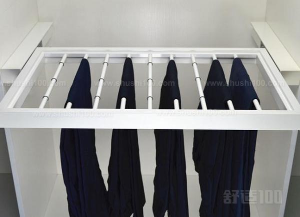 衣柜裤架使用方法 衣柜裤架使用及作用
