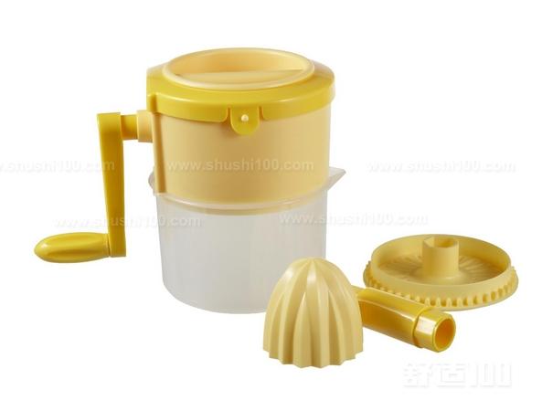 榨汁机怎么安装—手动榨汁机安装和使用方法
