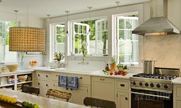 厨房窗户装修—厨房窗户装修的设计方法